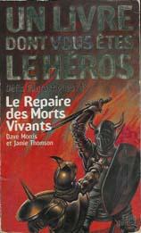 Le Repaire des Morts-vivants Defi43n