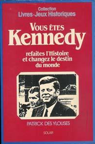 Livres-Jeux Historiques Kennedy