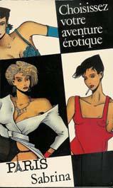 ldvelhs érotiques et X  Paris-sabrina