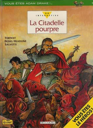Jacques Terpant Pourpre